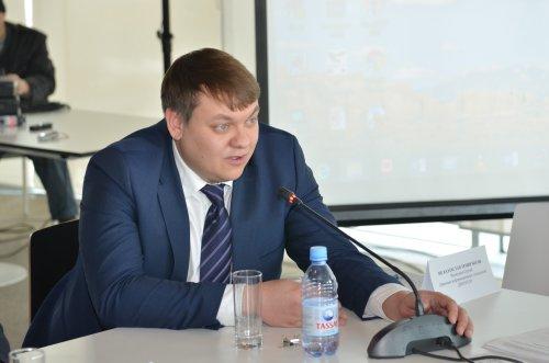 KTJ Direktor Direktsii informatsionnyih tehnologiy Sergey Nikitenko_500x331
