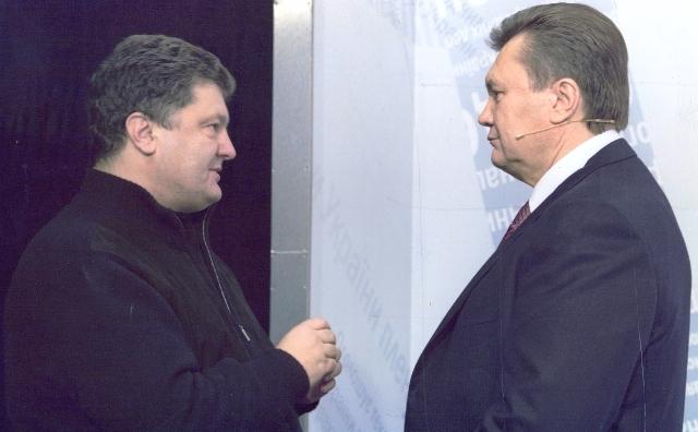 Украина: Янукович болашақта Порошенконың өз орнын басарын білді ме екен?