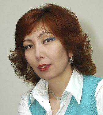 Айнур Чолпанкулова