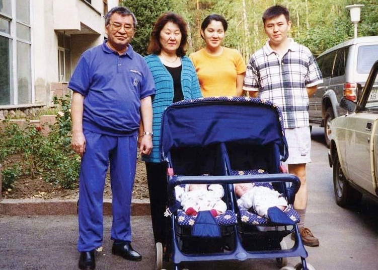семья 1