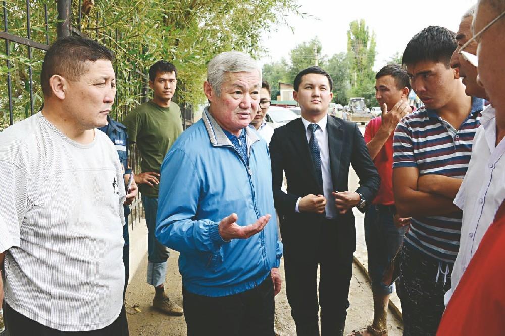 Сапарбаев